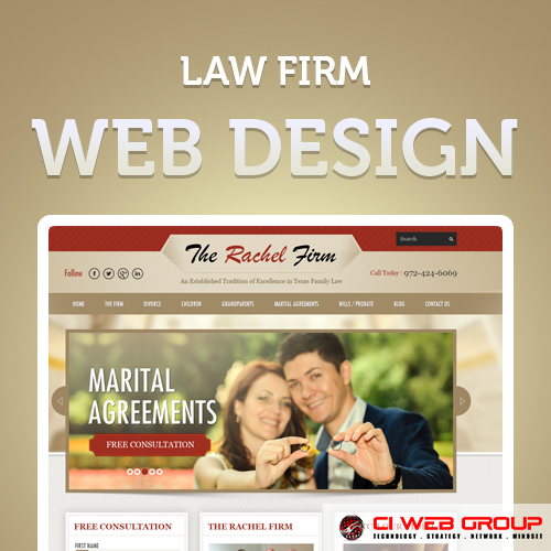 Lawyer Website Designs