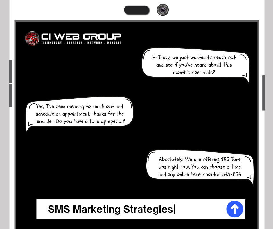 SMS Marketing: Top Reasons Texting Can Help Your HVAC Business | CI Web Group